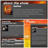 Galileo Radio Show - Onirika & Christian Kou B2B - Special 2hrs. XMas DJ Set