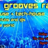 Becka Live @ Gotham Grooves Radio - August 7th, 2015