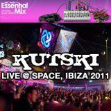 Kutski Live @ Space, Ibiza (2011)