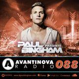 #88 PAUL BINGHAM - AVANTINOVA RADIO