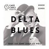 DELTA BLUES #2 PRÉSENTÉ PAR ROLAND MALINES & EDDY