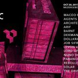Maceo Plex - Live @ Audio Obscura x Mosaic (ADE, Netherlands) - 20-OCT-2017