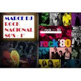 Marce DJ - Rock Nacional de los 80's Vol 1°