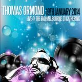Thomas Ormond Live @ The EVO Melbourne DJ Gathering 19.01.14