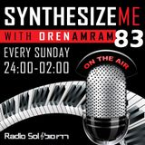 Synthesize me #83 - 24/08/2014 - hour 1