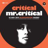 CRITICAL: Mixtape Mister Critical