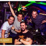 Partydul KissFM ed432 vineri - ON TOUR After Eight Cluj-Napoca impreuna cu Dj Jonnessey si Aner