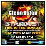 Glenn Aston @ Stardust 3, Club PST, Birmingham. Saturday 25th March 2017