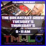 DJ CUTLOOSE - TMWLO BREAKFAST 19TH MAY