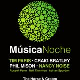 Tim Paris Dancers Discotheque Mix/ Música Noche's 'Carnival' 24th August @ Horse and Groom