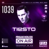 Freakhouze On Air 1039 ● Tiesto
