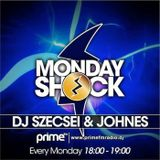 2014.04.14. Monday Shock Radio Show on PrimeFM (Johnes & Dj Szecsei)