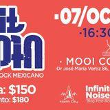 Especial Festival UTOPIA: Festival post rock mexicano