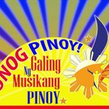 Tunog Pinoy Galing ng Musikang Pinoy -- Cover Design by Jessie Coronel