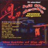 Hit The Decks Volume 1 - The Battle Of The DJ's (1991)