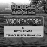 Vision Factory & Justin Le Mar - Spring 2019 Terrace Session House am See Edition