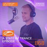 Armin van Buuren presents - A State Of Trance Episode 868 (#ASOT868)