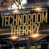 TechnoRoom Therapy   Episode 19 : Dj STI