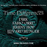 Edvard Hunger - Guest Mix - Time Differences 273 (30th July 2017) on TM-Radio