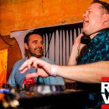 Stuart Patterson & Murray Richardson Live at Run VDG, Alto Vidigal Favela, Rio - Jan 16