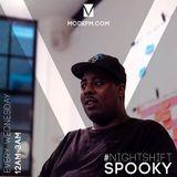 Spooky Bizzle - Mode FM #NightShift 15-8-18