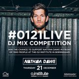 #0121LIVE DJ Mix Competition for Nathan Dawe