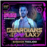 """SURI - WHITE PARTY BANGKOK 2019 OFFICIAL PODCAST (BEST SURI)  [by DJ_Keng """"Kiartikun Sairam""""]"""