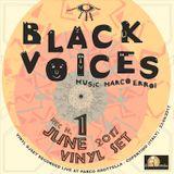 Black Voices N.1 - JUNE 2017