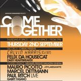 Marcel Dettmann Live @ Come Together,Space Ibiza (02.09.2010)