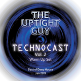 TechnoCast Vol. 2 Best of Deep House - Jan 2019 [Techno Session Warm Up Set]