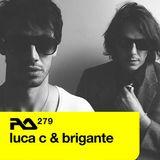 RA279 Luca C and Brigante   03.10.2011