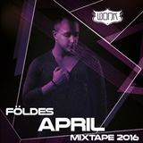 WONK April 2016 Mixtape by Földes