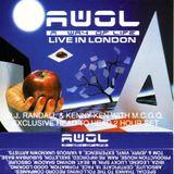 PART 1 - DJ Randall & Kenny Ken 'Back2Back' at AWOL (December 1993)
