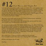 Dead Bees records label sampler 12 - 2014 - various artists