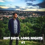 Andrei Bocancea - Hot Days, Long Nights #1 (2018 Promotional Mix).