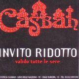 Casbah Lido delle Nazioni - Estate 1999 Dj Alberto Lolli