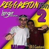 Reggaeton Ton 2 - DJ.Lenen y DJ.Gustavo (2014)