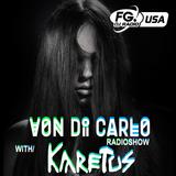 Von Di Carlo Radioshow @ RADIO FG USA #5 w/ Karetus Guest Mix
