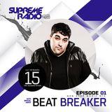 Supreme Radio Episode 1 - DJ Beatbreaker
