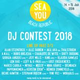 Sea You DJ Contest 2018 by Bergwall
