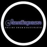 #026 Audioporn FM - D&B Shakedown - Jan 31st 2016 (100% Jump Up)