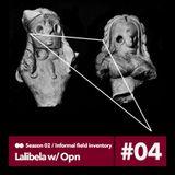 Lalibela #33 || 17.11.2013 || Informal Field Inventory