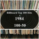 Billboard Top 100 Hits for 1984  #1 (100-50)