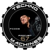 Fcode - Techno Machines Podcast #67