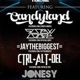 Jonesy - LIVE @ The Loft - Wilmington, NC