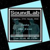 Soundlab #34 Cente & Albi Esse