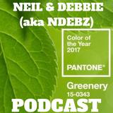 Neil & Debbie (aka NDebz) Podcast #115.5 ' Pantone 15-0343 ' -  (Full music version)