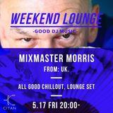 Mixmaster Morris @ CITAN Tokyo pt1
