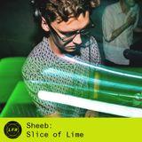 Sheeb - Slice of Lime