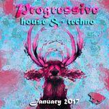Progressive House & Techno,  January 2017